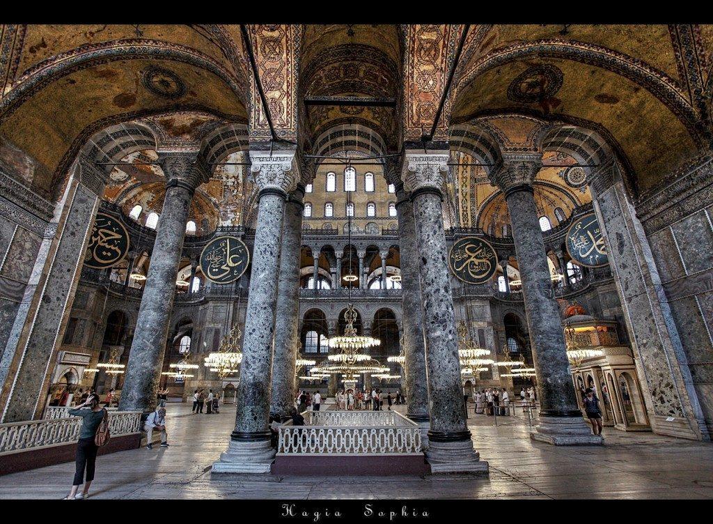 La Basilique Sainte Sophie