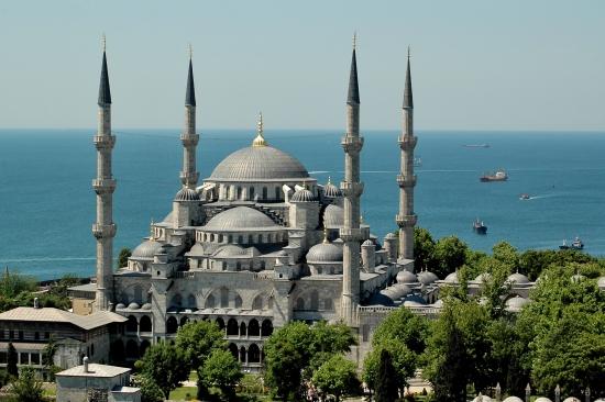 La Mosquée Bleue Istanbul - Istanbul excursion un jour
