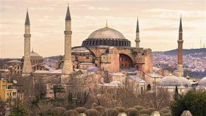 basilique sainte sophie istanbul - prix musées à istanbul 2020