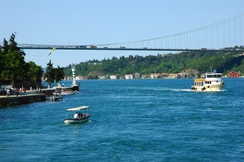 Le Bosphore, Istanbul