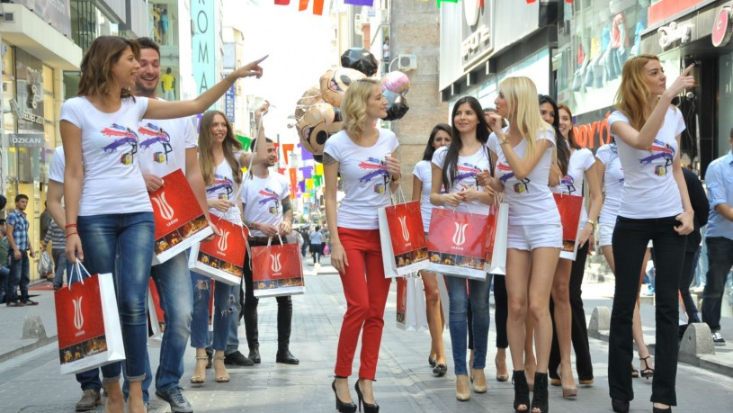 Shopping à Istanbul, shopping fest Istanbul