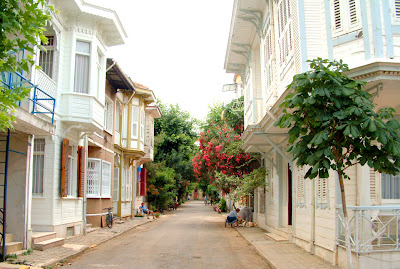 les Îles Aux Princes, Istanbul