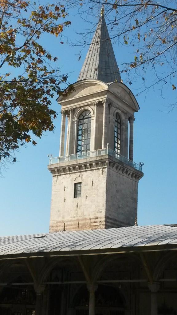 La Tour De Justice, le Palais de Topkapi Istanbul