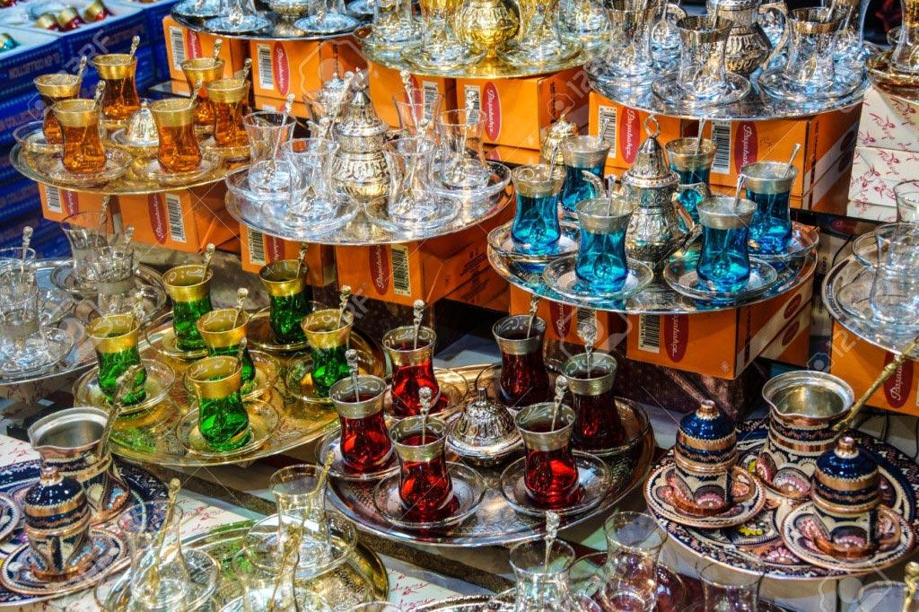 Grand Bazaar Istanbul, Turquie