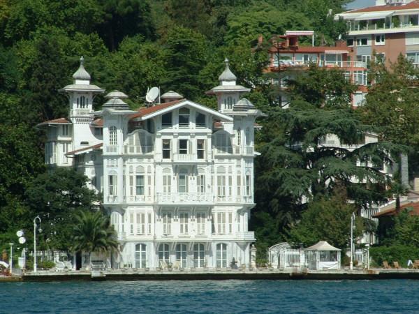Yali Au Bosphore Istanbul, la promenade sur le Bosphore