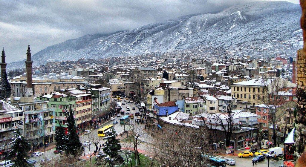 Excursion Bursa-Istanbul - visite bursa