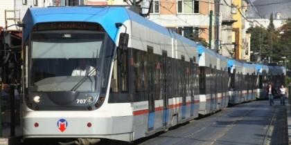 Le Tramway à Istanbul