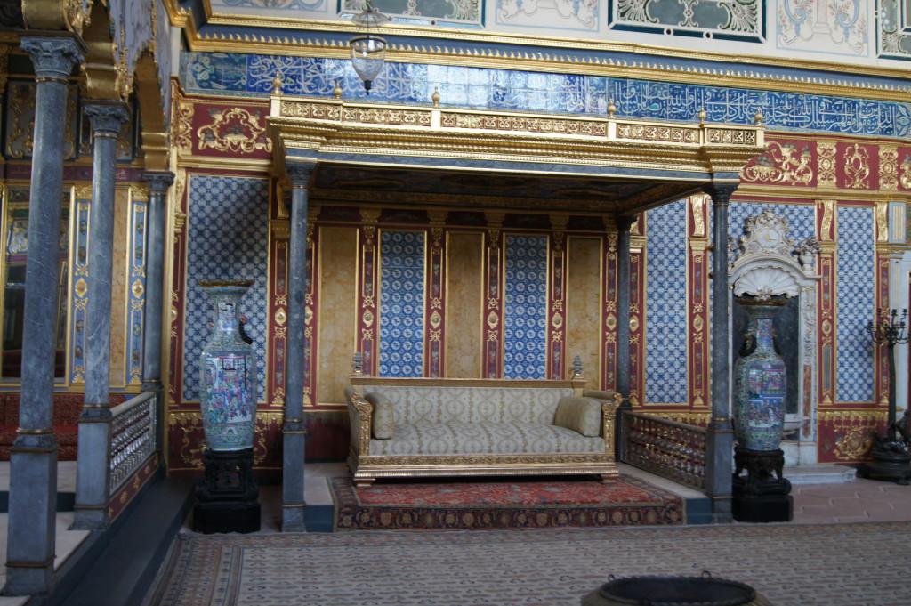 Le Harem-Le Palais de Topkapi Istanbul