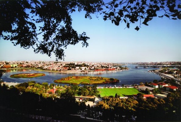 Les Iles Bahriye, la corne d'or Istanbul