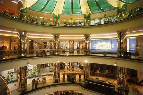 Shopping à Istanbul, Akmerkez - centres commerciaux istanbul