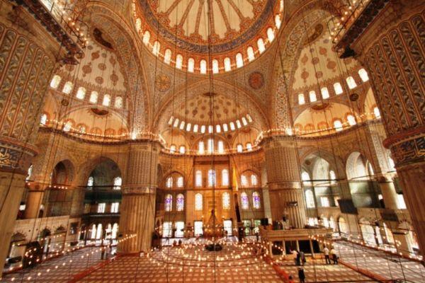 La Mosquée Bleue Istanbul