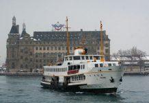 Photos d'Istanbul Haydarpasa