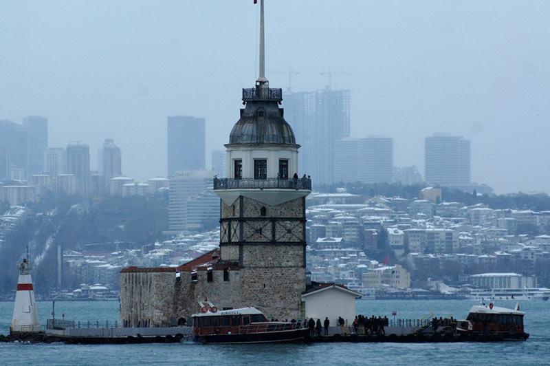 Photos d'Istanbul Kizkulesi