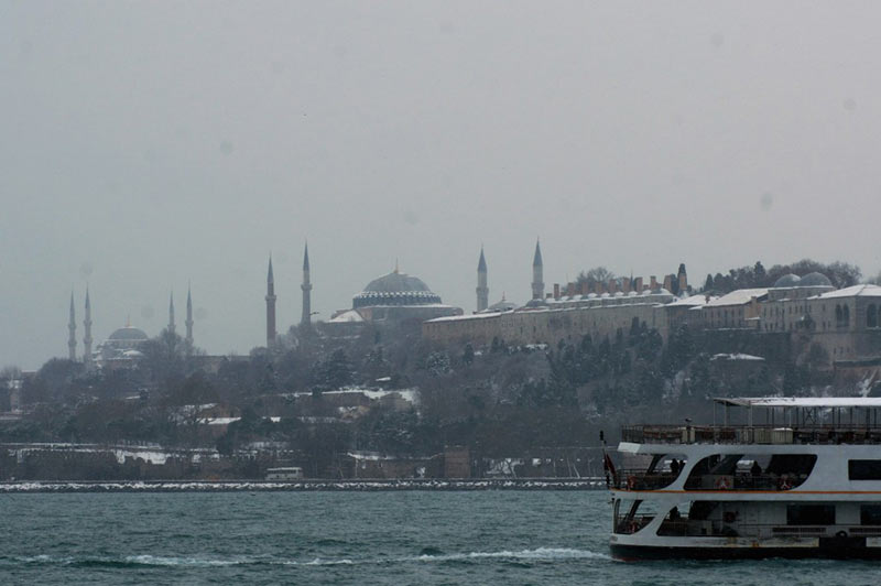 Photos d'Istanbul Constantinople