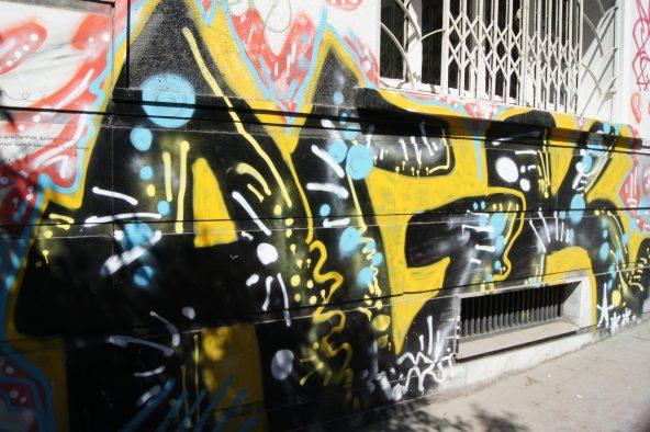 Karakoy, Street Art à Istanbul