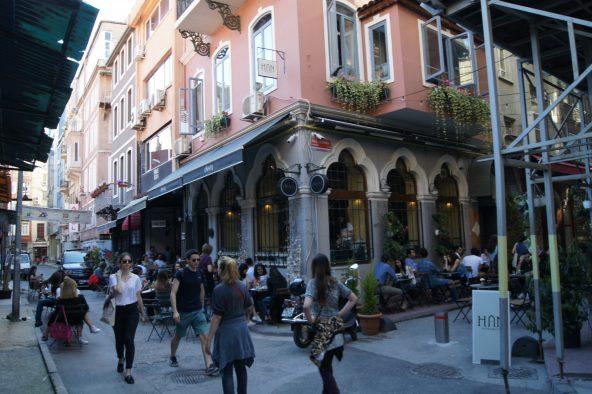 Karakoy istanbul