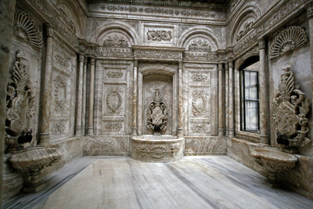 palais dolmabahce istanbul