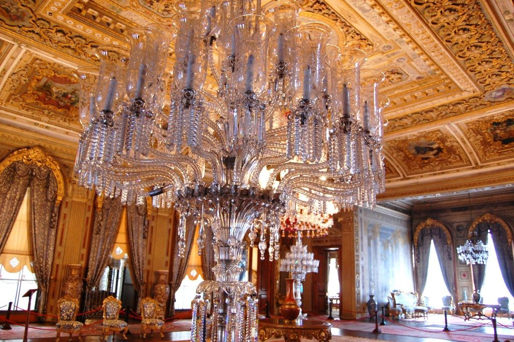 palais de Dolmabahce Istanbul