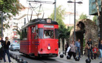 Le Tramway Moda Kadikoy Istanbul
