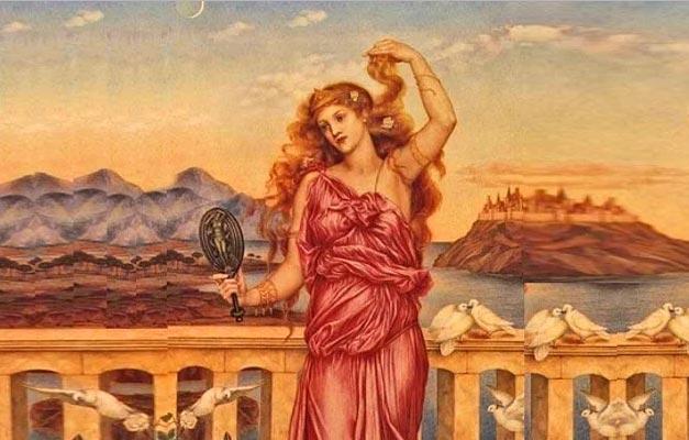 La belle Hellène, le Cheval de Troie