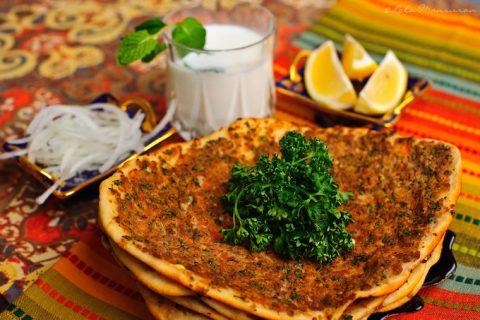 Lahmacun, visite culinaire à Istanbul