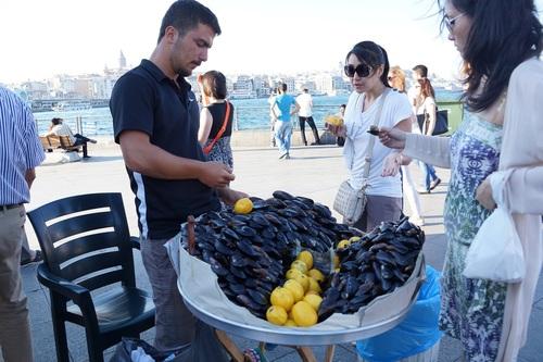 La Moule Farcie à la turque à Istanbul