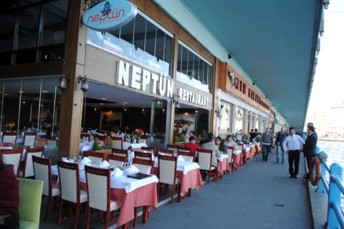 Les restaurants du Pont