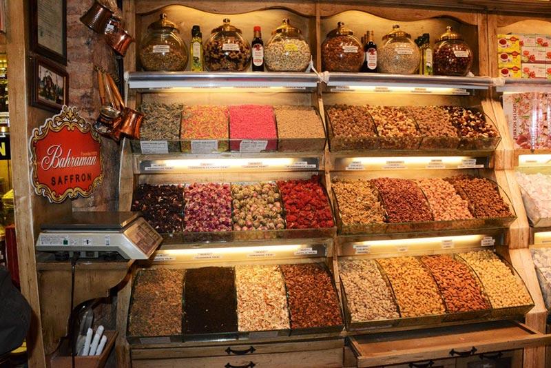 marché egyptien