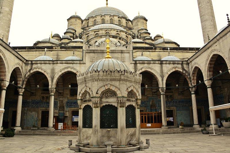 La Nouvelle Mosquée Istanbul