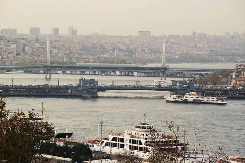 Photos Istanbul, la Corne d'Or