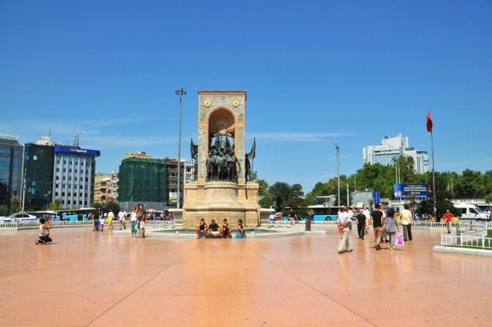 La Place Taksim, Istanbul