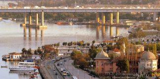 le Café Pierre Loti à Istanbul-La corne d'or