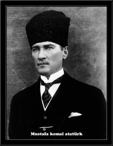 Ataturk, le Palais De Dolmabahce