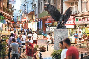 Beşiktaş, visite culinaire à Istanbul