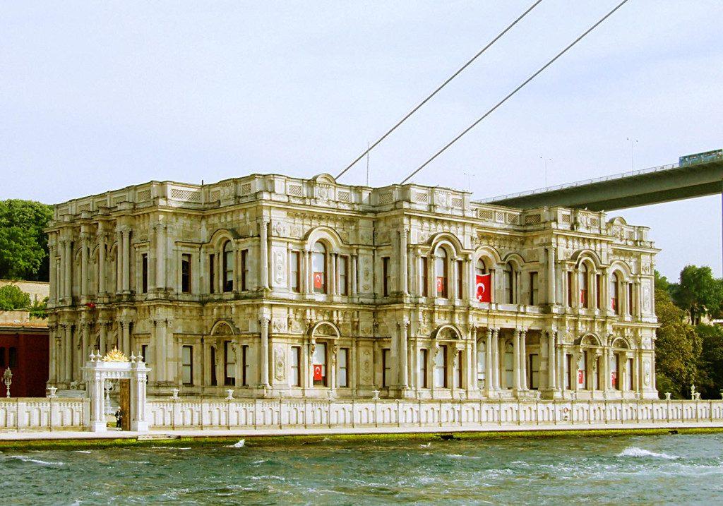 Le Palais de Beylerbeyi Le Bosphore Istanbul, la promenade sur le Bosphore