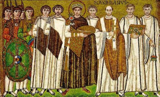 Les tenues des bizantins - istanbul