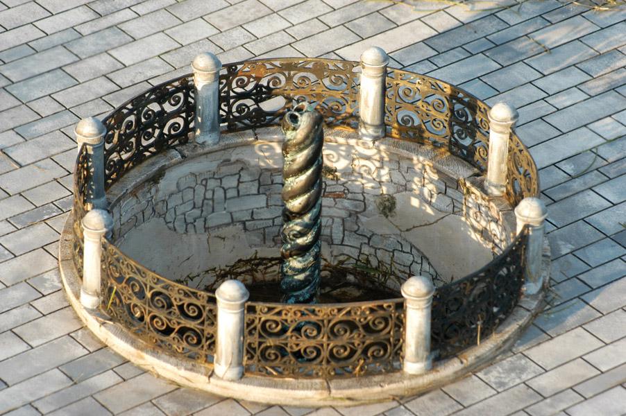 Colonne Serpentine de l'Hippodrome Istanbul