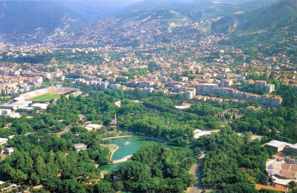 Bursa la verte - visite bursa