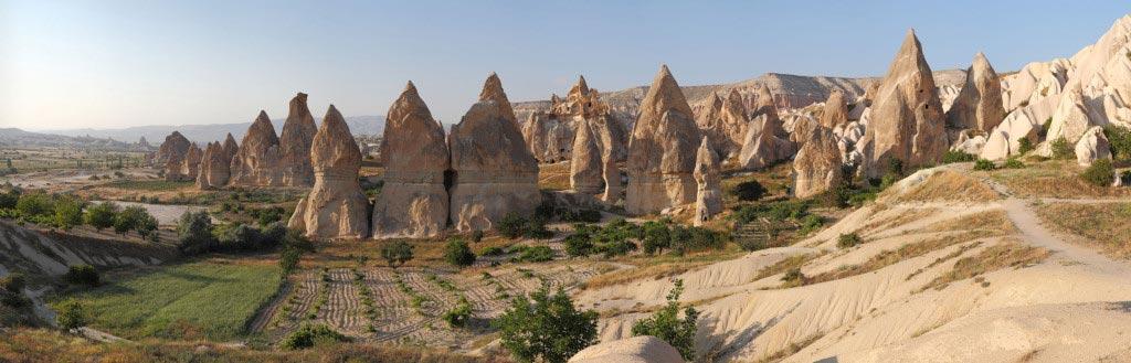 www.toutelaturquie.com La Cappadoce