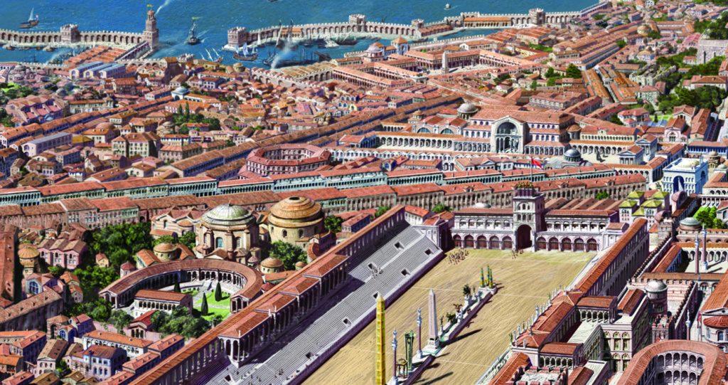 l'Hippodrome de Constantinople
