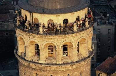 la Tour de Galata Istanbul
