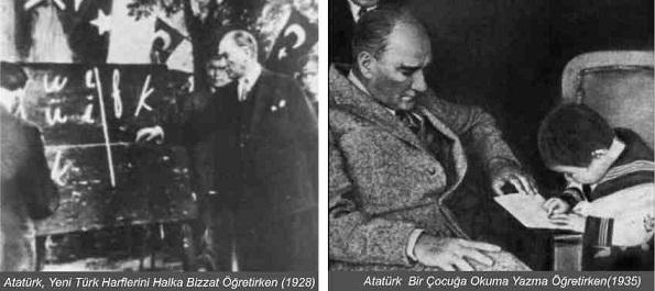 Ataturk père des turcs