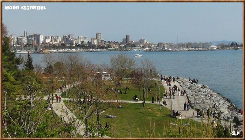MODA à Istanbul