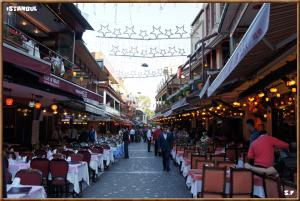 Visiter Istanbul, Kumkapi