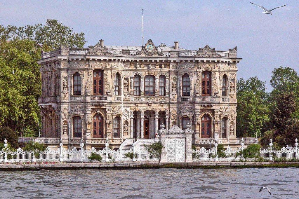 Kucuksu Kasri Le Bosphore Istanbul, la promenade sur le Bosphore