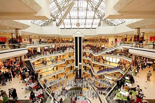 le centre commercial Cevahir - centres commerciaux istanbul