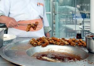 la cuisine turque - restauration rapide a istanbul