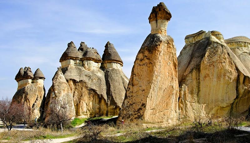 Pasabagi La Cappadoce