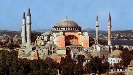 excursion 3 jours Istanbul, la Basilique Sainte Sophie