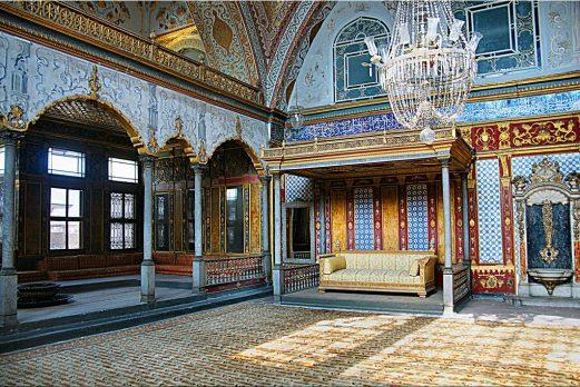 excursion 3 jours à Istanbul, le palais de Topkapı